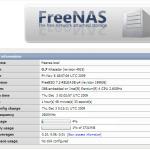 余ったパーツでFreeNASサーバ構築