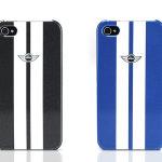 MINIカラーリングのiPhone4ケース