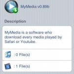 iPodTouchでDailymotionがダウンロード出来るMyMedia