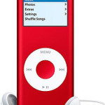 iPod RED