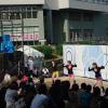 連休初日~学園祭