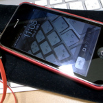 moshi iGlaze 3G 届いた