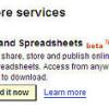 独自ドメインでDocs&Spreadsheets