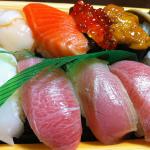 築地魚きんの江戸前寿司が安くて美味い