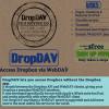 DropboxとWebDAV連携サービスのDropDAV