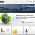 T105にCitrix XenServerを入れてみた
