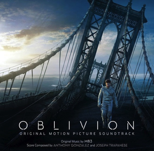 Movies oblivion motion picture soundtrack cover