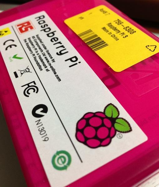 秋葉原でRaspberry Piを衝動買い