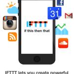 IFTTTがiOSアプリで登場!素敵なUIで超使いやすい