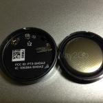 Misfit Shineの初期電池を交換|持続は実質2か月弱でした