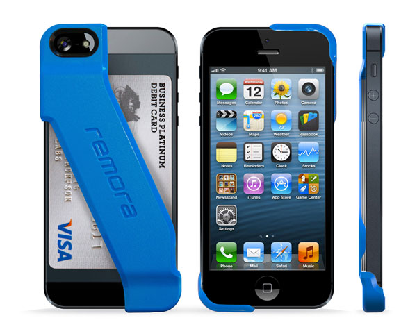 Remora iphone cardholder 1