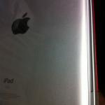 iPad2背面カバー装着