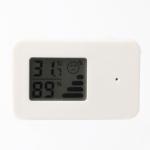 無印良品の携帯用温湿度計とUSBデスクファン