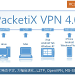 PacketiX VPN 4.0 プレリリース