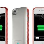 iPhone 5用の外部バッテリー内蔵ケースが来月発売