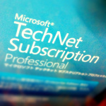 Microsoft Technet Subscription Professionalを購入した