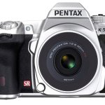 PENTAX K-5 Silver Special Edition 限定販売