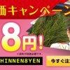待ってましたSnapfish新春特価キャンペーン「Lサイズ1枚8円で送料も無料」