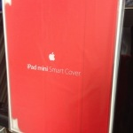 iPad mini RetinaにSmart Cover REDを購入