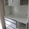 奮発して綾乃製作所の食器棚に決めた