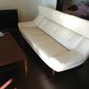 カリモクのソファーZU46とテーブルが届いた