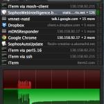 Mac上でネット接続が遅いのでSophos Anti-Virusをアンインストールした