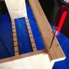 レクポストで収納棚を作成して納戸を整理