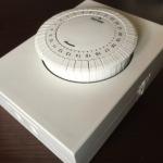 iPhone6/Plusの電池寿命を延ばすため無印良品のタイマーコンセントを購入