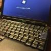 ThinkPad X201の中古を買ってみた