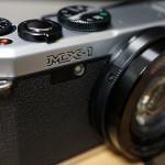 PENTAX MX-1到着とテスト撮影