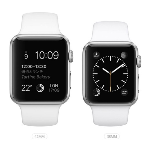 Applewatch 42 38