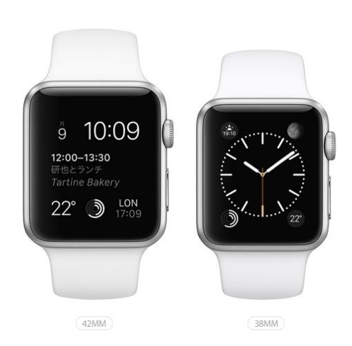 Applewatch 42 38