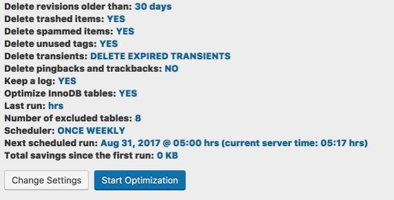 Optimize Database Way2Go WordPress 2017 08 30 14 18 04