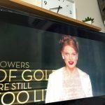 自室のテレビを4Kレグザに新調