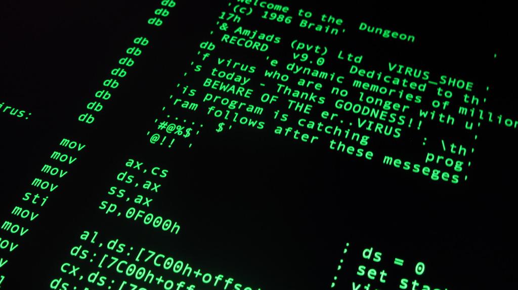 program code photo